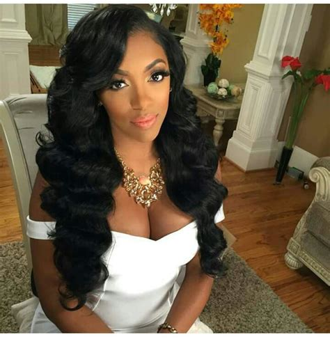 porsha williams hair collection porsha williams with bangs hairstylegalleries com