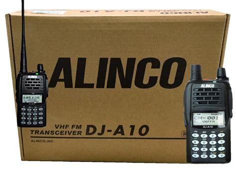 Alinco Dj A10 Vhf 136 174 Mhz eham net classifieds alinco dj a10
