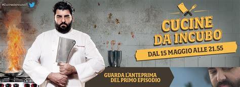 cucine da incubi italia cucine da incubo italia prima puntata al borgo antico di