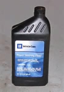 gm power steering fluid type http gmc jimmy jimdo