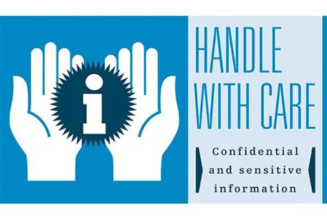 Over The Desk Stories Remember The Golden Rule When Handling Confidential