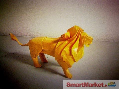 Professional Origami - professional origami course for sale in colombo