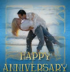 Happy Anniversary Kisses Greetings Desi Mments M