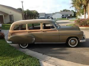 1950 chevrolet styleline de luxe station wagon flickr