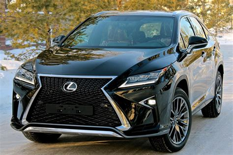 Lexus Rx 2020 by 2020 Lexus Rx 350 Awd Release Date Redesign Specs 2020