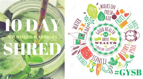 Exles Of Detox Toxins Shred10 Juice Plus by 10 Day Shred Seattle Barbara Christensen
