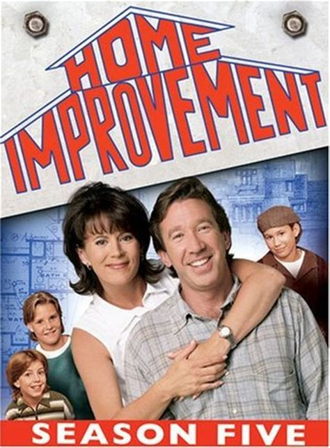 home improvement complete 5th season 3 dvd 1995
