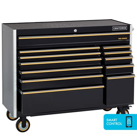 Lease To Own Finance Husky 52 Inch 13 Drawer 1 Door Tool by Craftsman 52 Inch 12 Drawer Rolling Cart Black