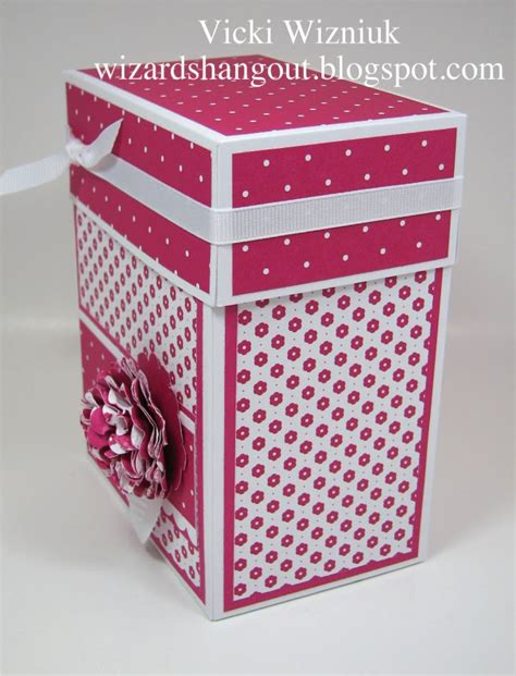 a2 card box template wizard s hangout large a2 card box template is now