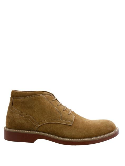bass boots for g h bass co plano suede chukka boots for lyst
