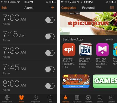eclipse theme iphone iphone eclipse add a system wide dark mode to ios 7