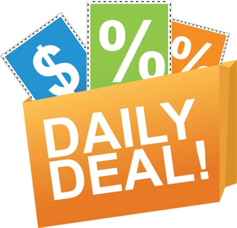 daily best deals best deals daily deals and discount coupons