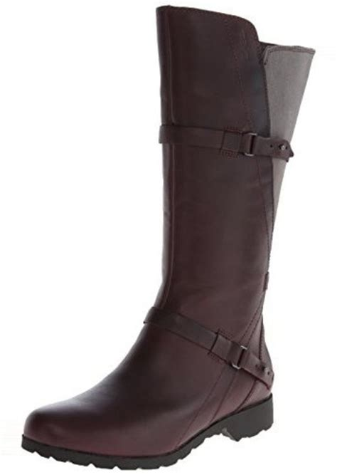 teva teva s de la vina waterproof leather boot