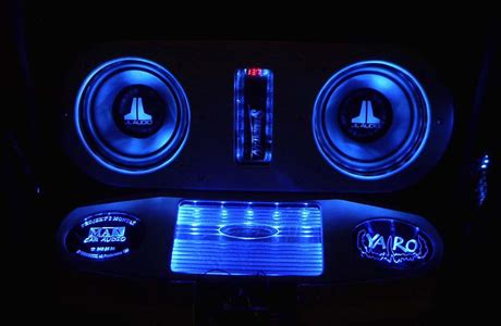 » stereo system installation at performance auto sound 509