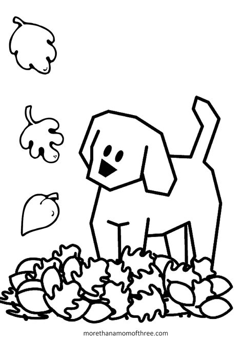 coloring pages free coloring pages of leaves fall