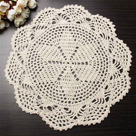 Topper Bunga 6pcs get cheap lace cloth doilies aliexpress alibaba
