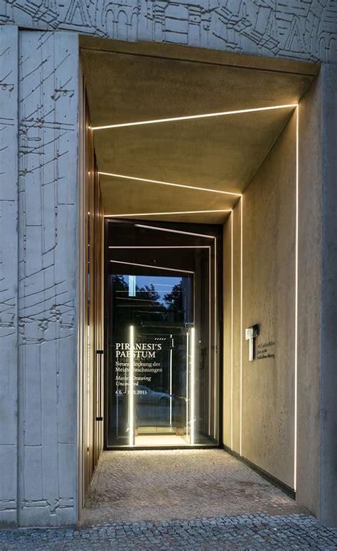 beleuchtung museum museum f 252 r architekturzeichnung architektur