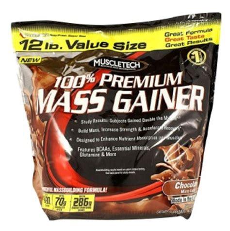 Asli Murah Muscletech Premium Mass 12lb Gainer muscletech 100 premium mass gainer chocolate 12 lb in india healthkart