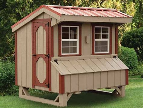 Handcrafted Chicken Coops - green acres agway animal housing woodbury ct