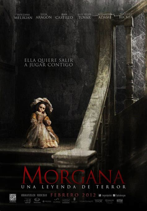 a doll s house film morgana doll horror movie poster