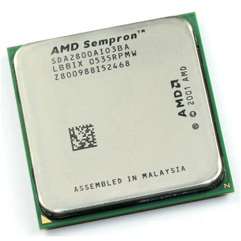 Amd Sockel 754 by Procesor Amd Sempron 2800 Sda2800aio3bx Socket 754