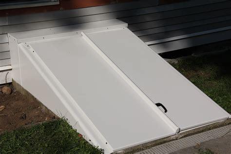 Bilco Basement Doors by Powder Coated Bilco Basement Door