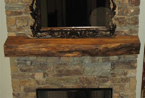 rustic wood fireplace mantels nc reclaimed by whole log