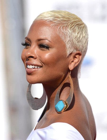 Black Women with Short Hair   Short Hairstyles 2016   2017