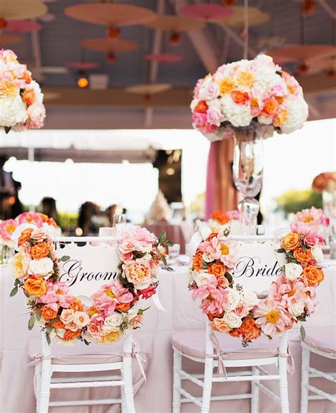 Floral Wedding Decorations by 40 Ways To Decorate Your Wedding With Floral