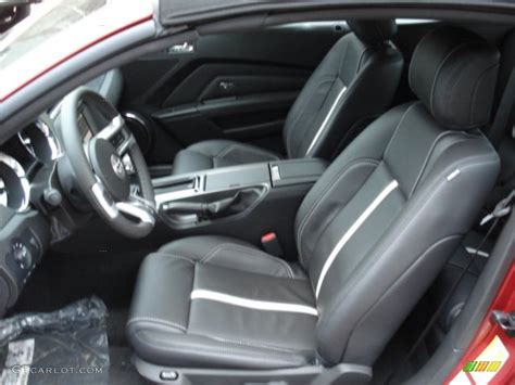 2012 Ford Mustang Interior by 2012 Ford Mustang Gt Premium Convertible Interior Photo