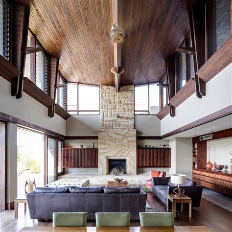 high ceiling rooms  decorating ideas