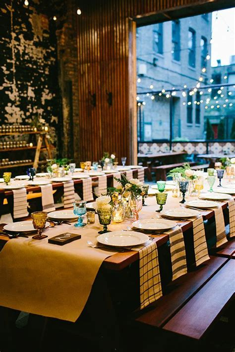 17 Best ideas about Restaurant Wedding Receptions on
