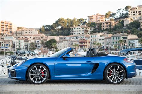 red porsche boxster 2015 2015 porsche boxster reviews and rating motor trend