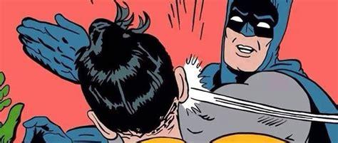 Batman Robin Meme - funny batman slapping robin meme