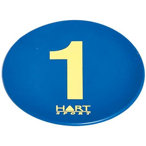 Ground Disc Set hart ground disc set 1 30 ground markers hart sport