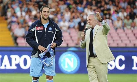 Napoli The Not So Weekly Wino by Gonzalo Higuain Will Not Be Leaving Napoli This Summer