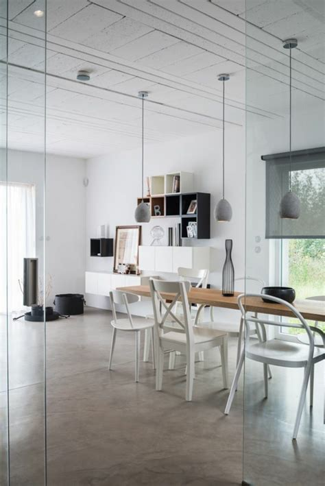 Esszimmer Le Für Langen Tisch by Esszimmerst 252 Hle Design F 252 R Eine Spannende Und Verspielte