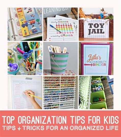 best organizing tips top organizing tips for kids