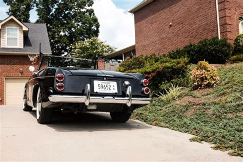 Datsun 1600 Roadster Parts by 1966 Datsun 1600 Roadster Restored