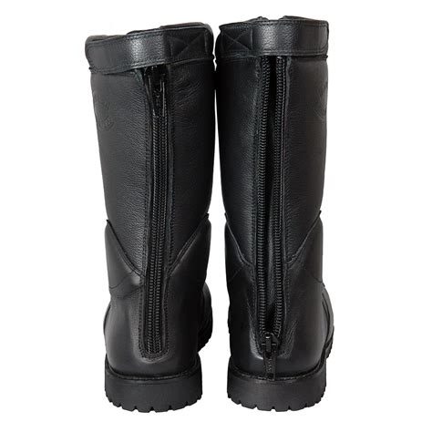 womens leather motorcycle boots s viking warrior leather bike boots