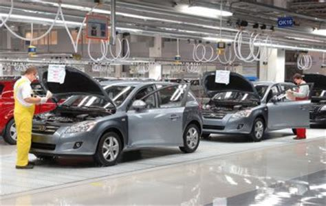 Kia Car Factory Record Production Levels For European Kia Factory