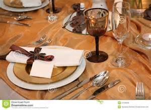 elegant dinner royalty free stock photos image 21528258