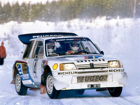 peugeot 205 group 1985 peugeot 205 t16 group b gallery supercars net
