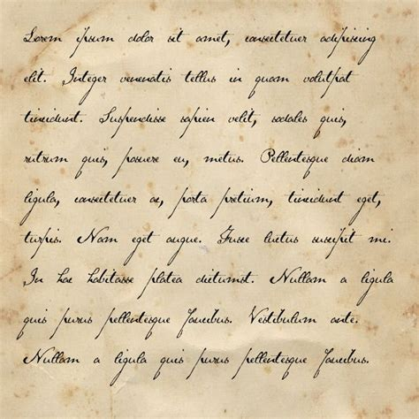 free printable victorian letters victorian handwriting font handwritten fonts victorian