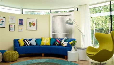 Blue Sofa Living Room Design 25 Living Room Design Ideas