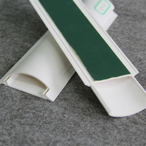 casing for wiring pvc floor arc trunking wire casing arc wiring duct gnt02