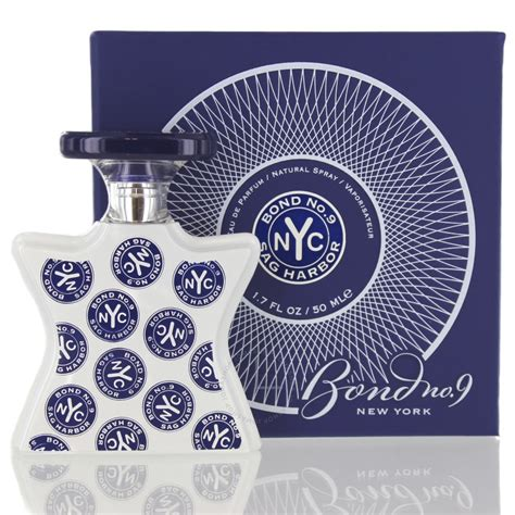 Parfum Original Bond No 9 Sag Harbour Unisex Reject Testee sag harbor by bond no 9 eau de parfum spray unisex 1 7 oz
