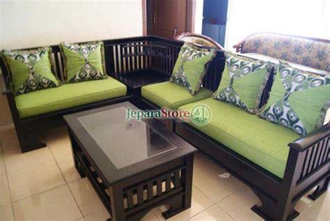Sofa Minimalis Cilacap kursi tamu sudut jari jepara store toko mebel