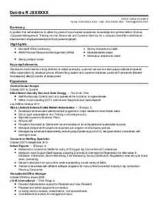 Admitting Representative Sle Resume by Admitting Representative Resume Exle St Luke S Hospital Kansas City Missouri