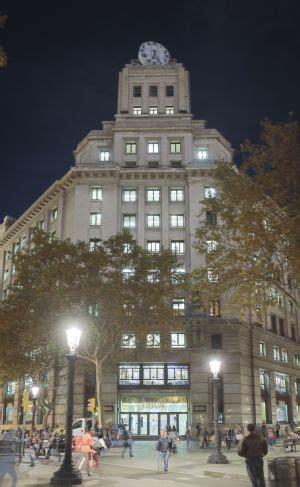 bbva oficina central el bbva tanca la seva oficina de la pla 231 a de catalunya